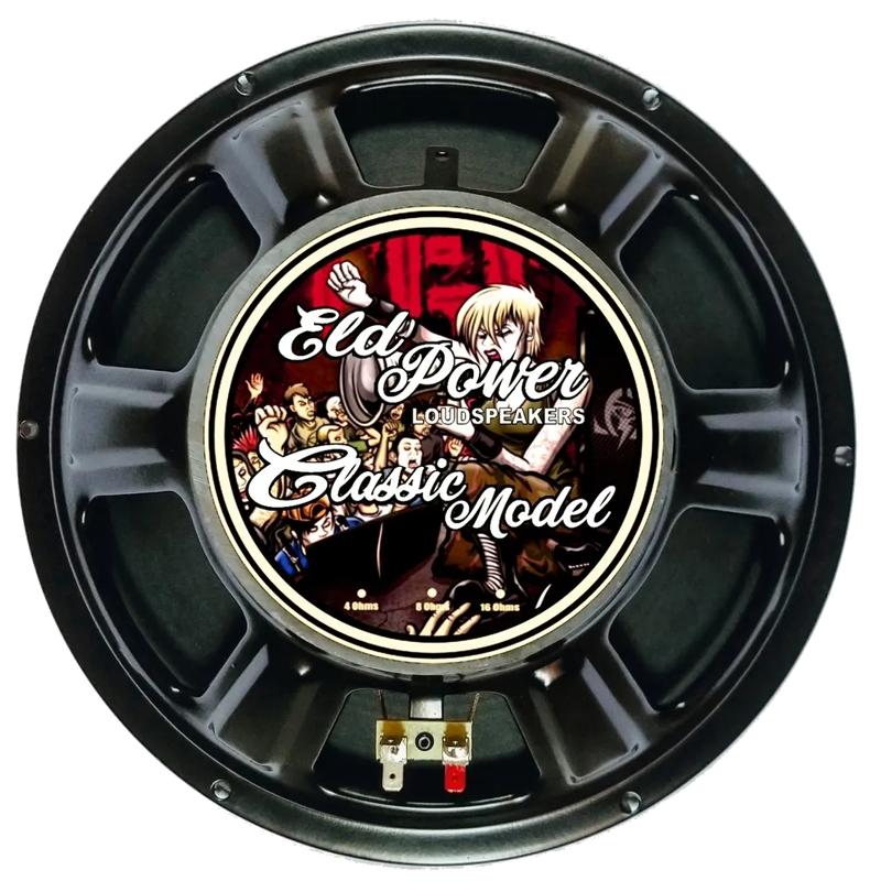Alto-falante Eld power Classic Model 65w